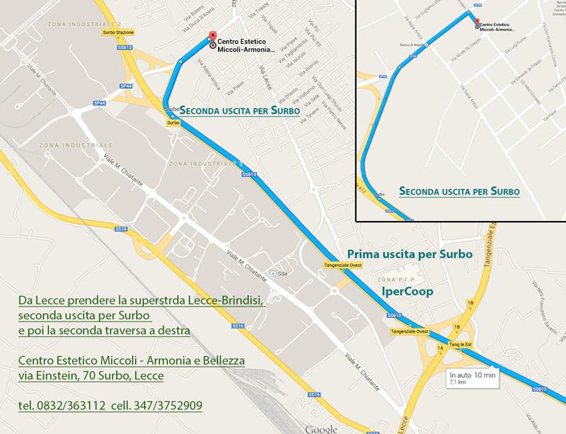 Mappa-da-Lecce-Estetica-Miccoli